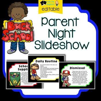 Open house powerpoint presentation for meet the teacher night open house powerpoint presentation for meet the teacher night toneelgroepblik Images