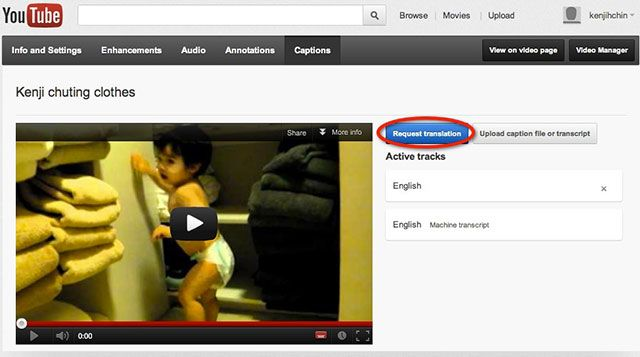 YouTube now offering translated captions for international videos