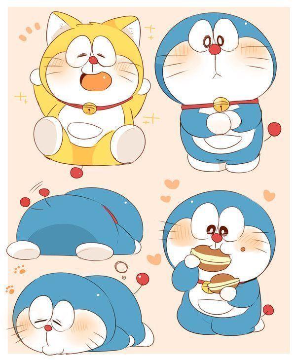 Ảnh Anime Đẹp ( 2 ) - The Doraemons