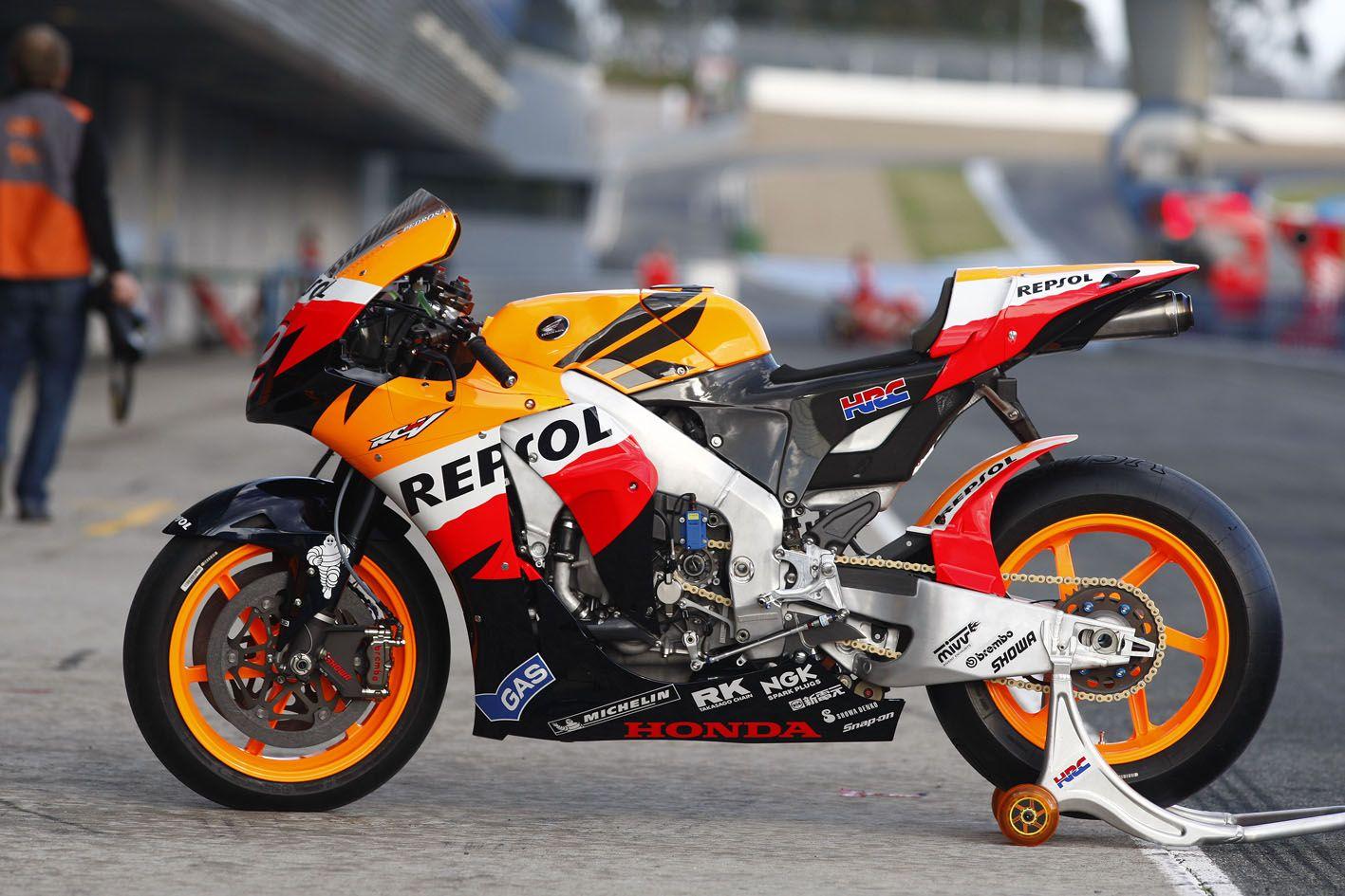 Honda Racing Moto Gp: Moto GP Honda Repsol