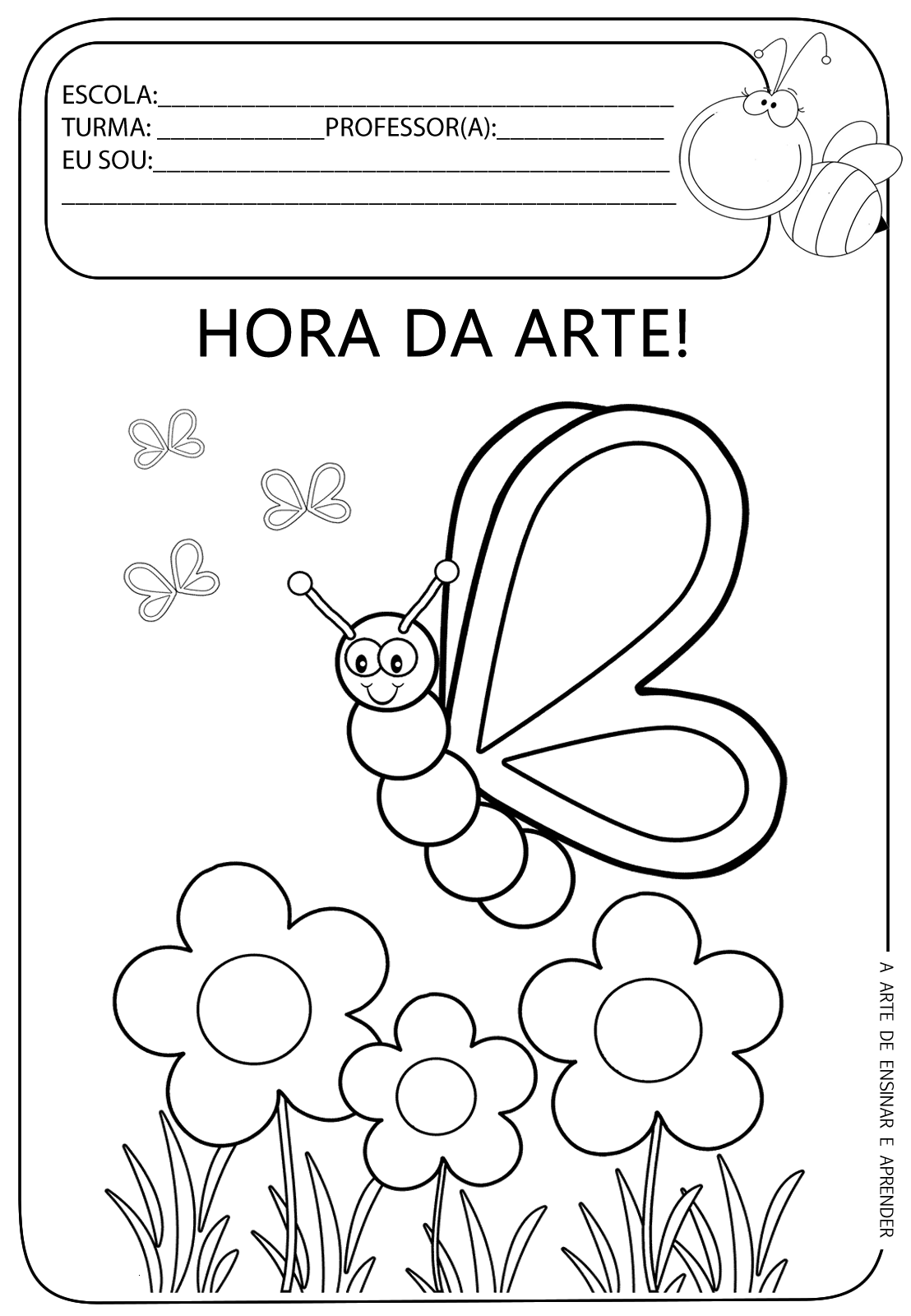 Pin de JANE CARVALHO en escola fvb | Pinterest | Primavera, Dibujos ...