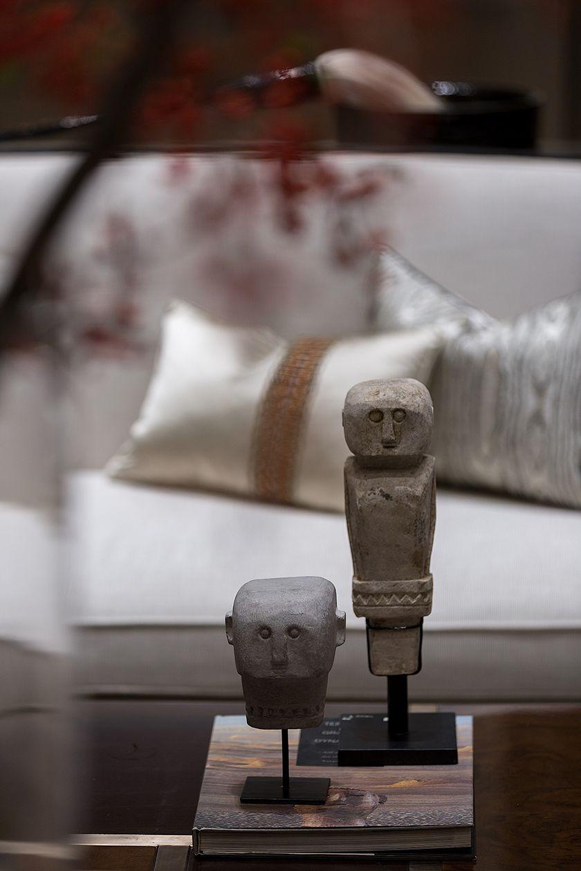 Pin By Xu Ling On G A 海派东方 Chinese Decor Living Room