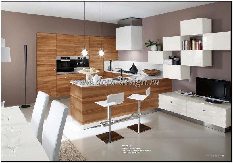 стильные кухни каталог фото
