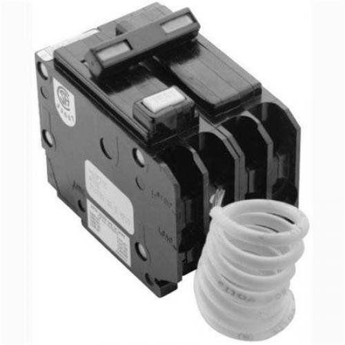 Cutler Hammer Cutler Hammer Gftcb220 20 Amp 2 Pole Gfci Circuit Breaker Plug In 120 240v For Br Series Panel Does Not Fit In A Cutler Hammer Ch Series Panel With Images