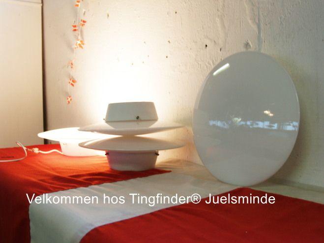 Tingfinder Arne Jacobsen Eklipta Vaeglampe Gammel Brugt Dansk Design Lampe Ikon Fra Louis Poulsen Mobler Teak Vaeglampe