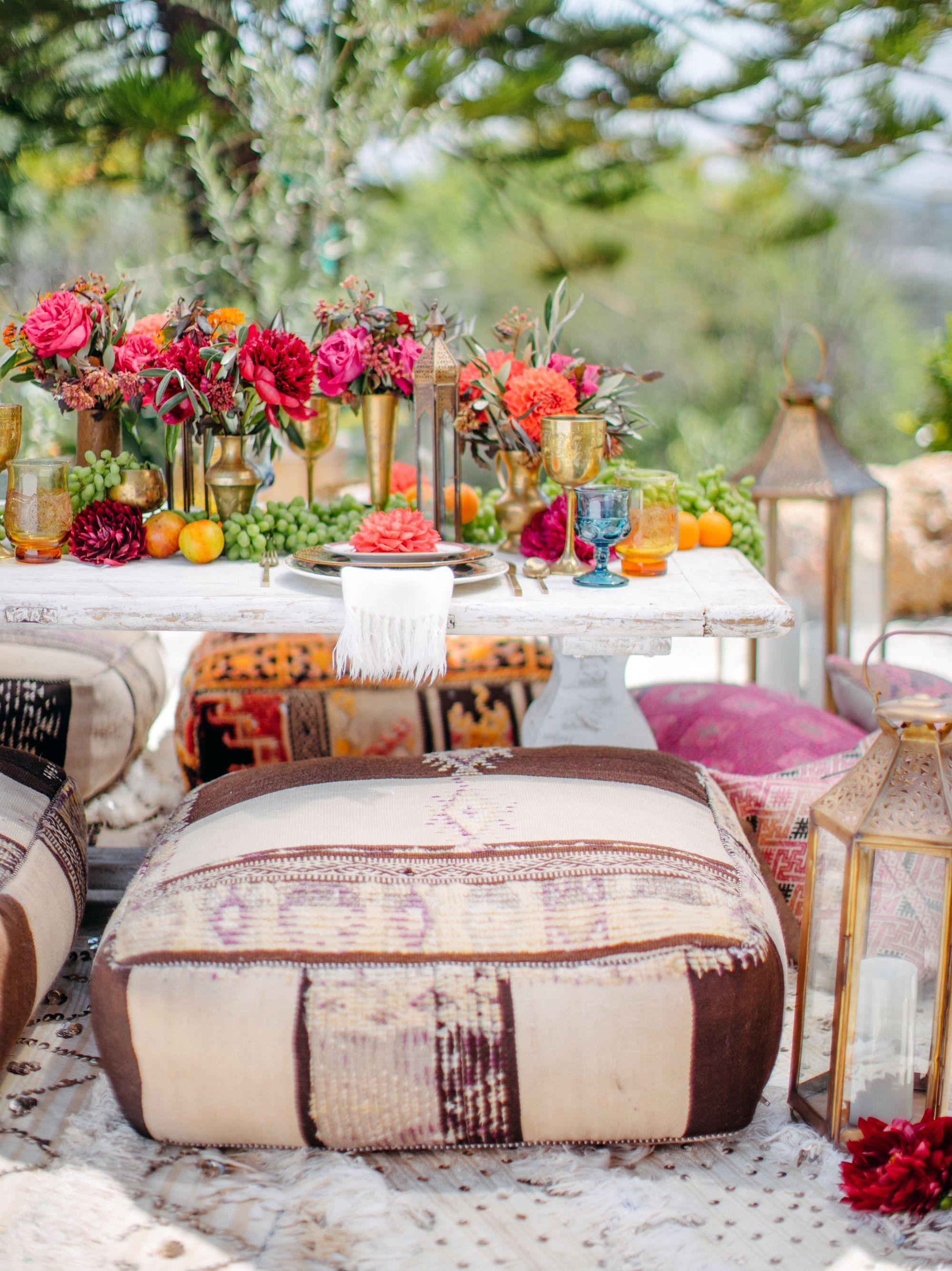 Imagen relacionada home decoraci n marroqu mesas y decoraci n boho Decoracion marruecos