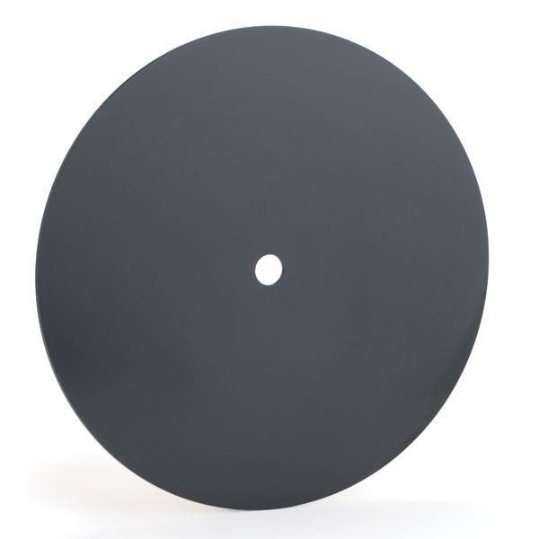 Woodriver 10 Table Saw Sanding Disc Mounting Plate Resin Bond Table Saw Steel Plate