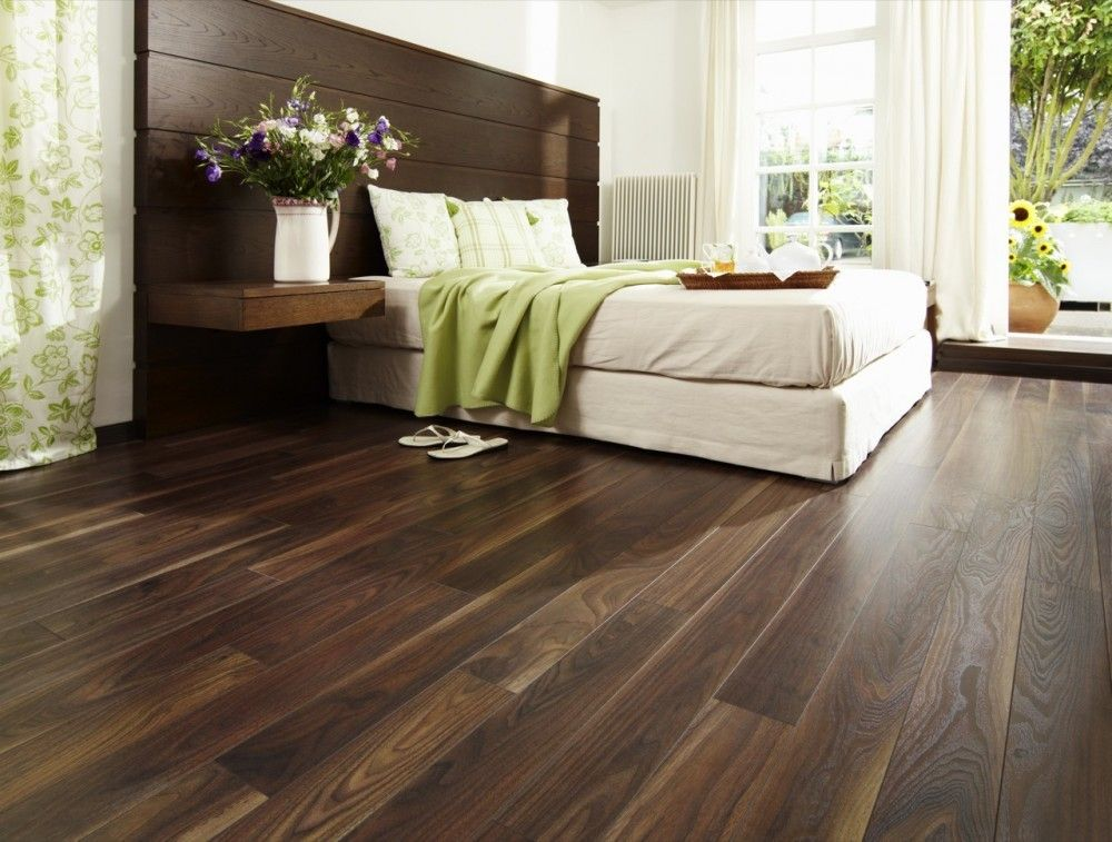 Piso de madera nogal decoraci n home pinterest piso for Decoracion piso flotante
