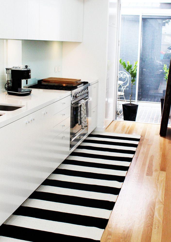 43+ Striped kitchen rug info
