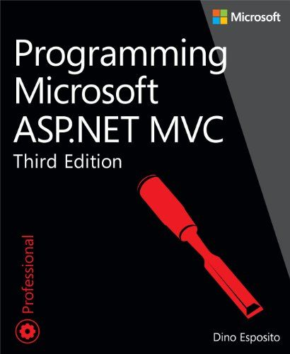 Programming Microsoft Asp Net Mvc 3rd Edition Developer Reference Book Program Books To Read Online Digital Text