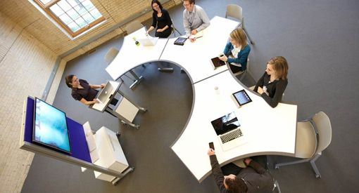 Impact of office technology on workstyles and workplace Creative