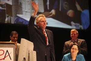 McAuliffe uses Roanoke Valley visit to push more Medicaid - Roanoke Times: Roanoke News