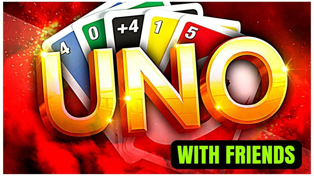 UNO PLAYING WITH FRIENDS Free card games, Card games