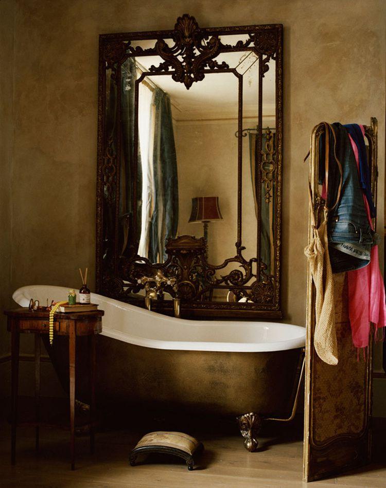 Vintage Badewanne, Vintage Badezimmer, Traumhafte Badezimmer,  Viktorianisches Badezimmer, Traditionelle Badewannen, Steampunk Badezimmer,  ...