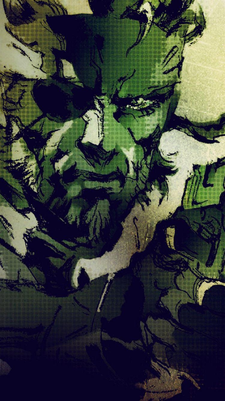 Metal Gear Solid Wallpaper Best Metal Gear Solid Wallpapers HD
