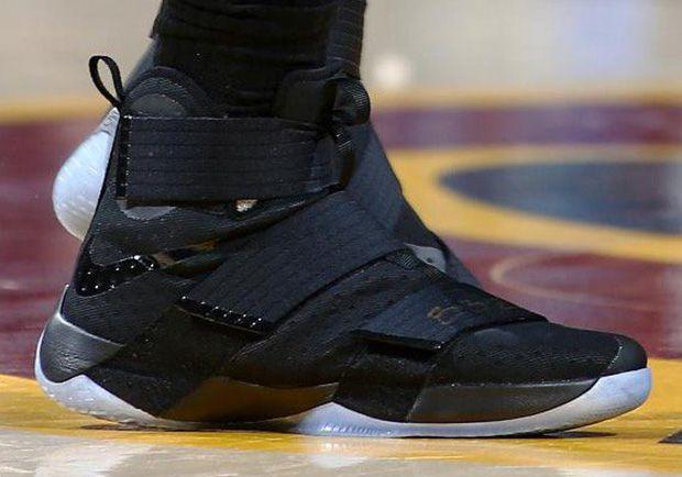 Nike LeBron Soldier 10 Game 3 NBA Finals PE | Nike lebron