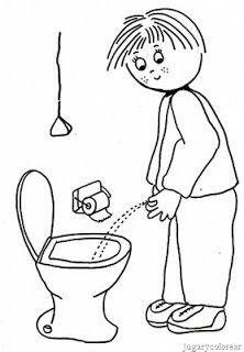 El Rincon De La Educadora Preescolar Habitos De Higene Y Salud Control De Esfinteres Preescolar Habitos De Higiene