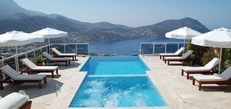 Villa Mirage An outstanding 4 bedroom Kalkan villa with
