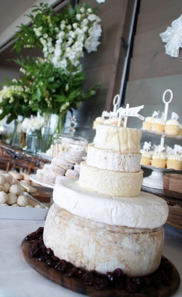 cheese tower wedding cake sydney wedding cake made out of cheese wheels wedding desert 12585