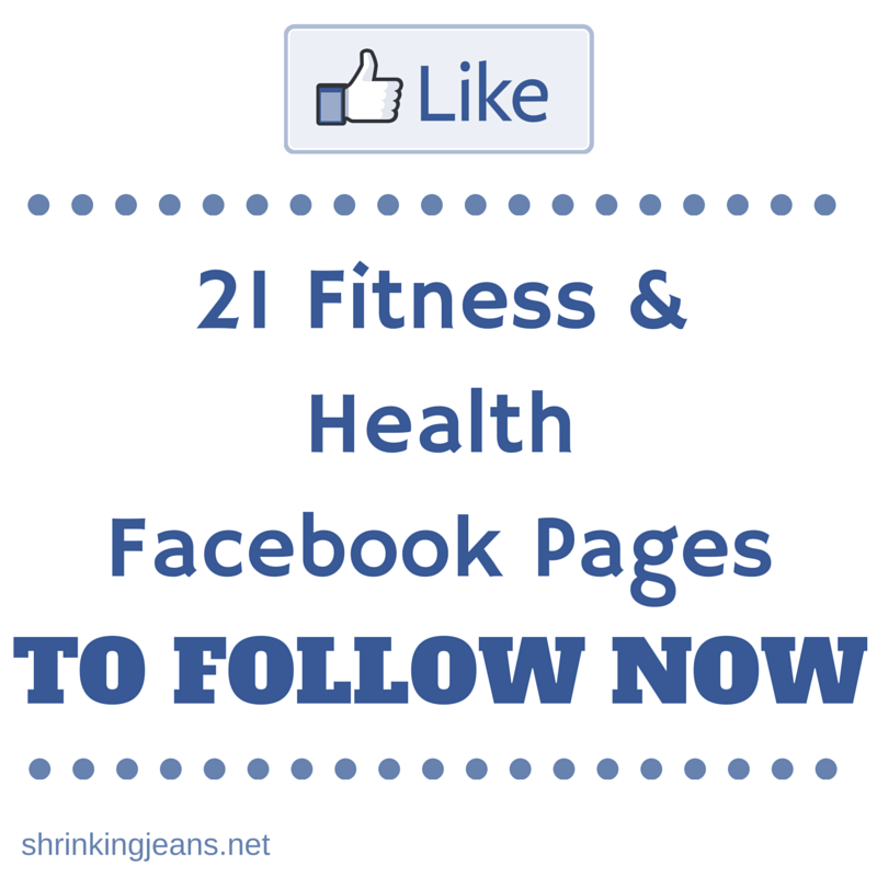 21 Fitness and Health Facebook Pages to Follow Now