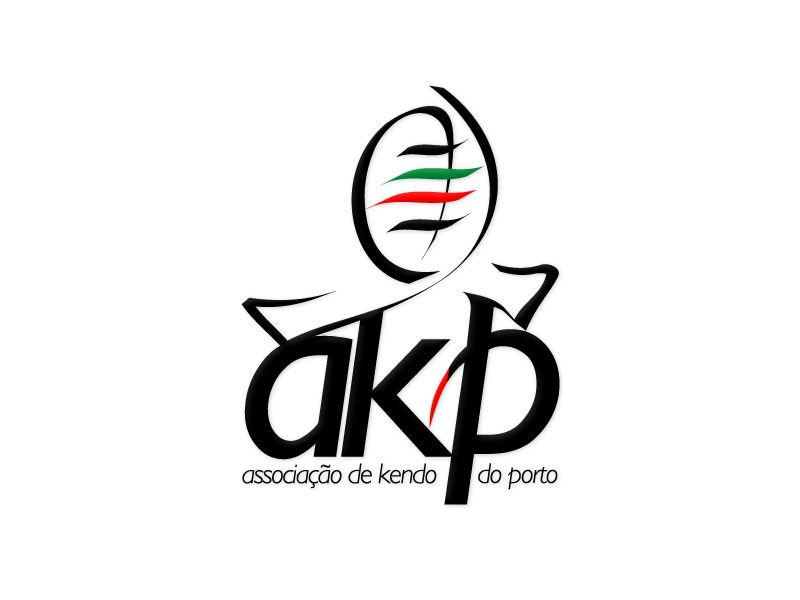 Logotipo para Associação de Kendo do Porto (Portugal)