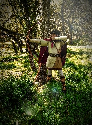 the banner saga quotrookquot cosplayed by drew mcgee made by