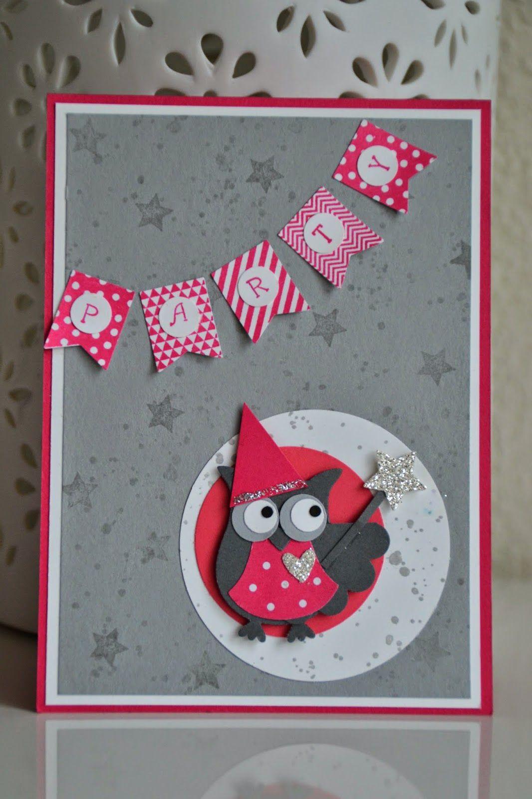 kindergeburtstag für mädchen | einladungskarten
