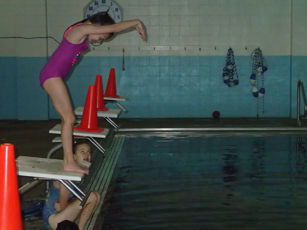 Youth Swimming Programs at the Y Swimming program, Youth