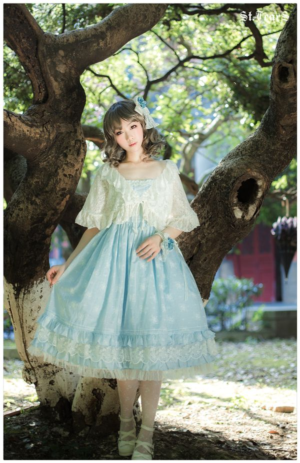 frederica1995:   New series from St.Tears Blouse ...