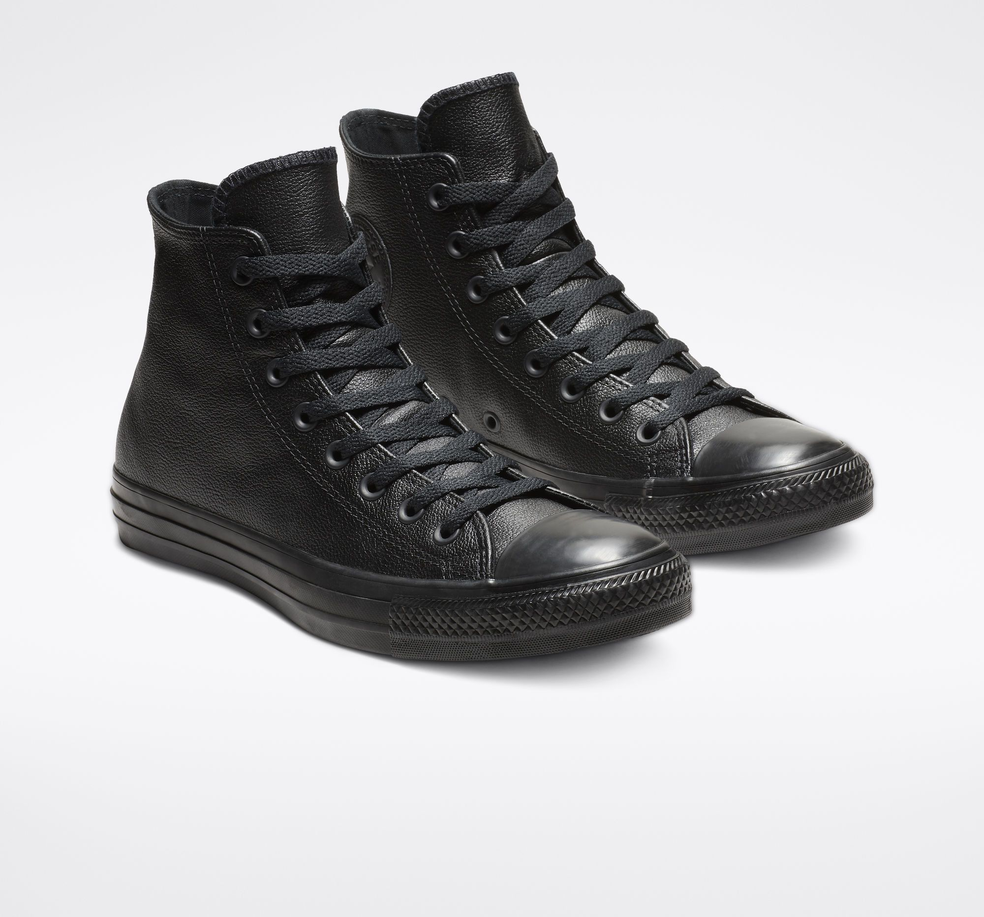 chuck taylor all star mono leather high top
