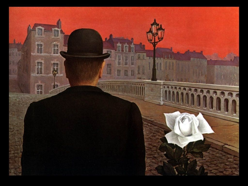 Pandoras box wallpaper image featuring english sculpture - Ren Magritte Pandora S Box 1951