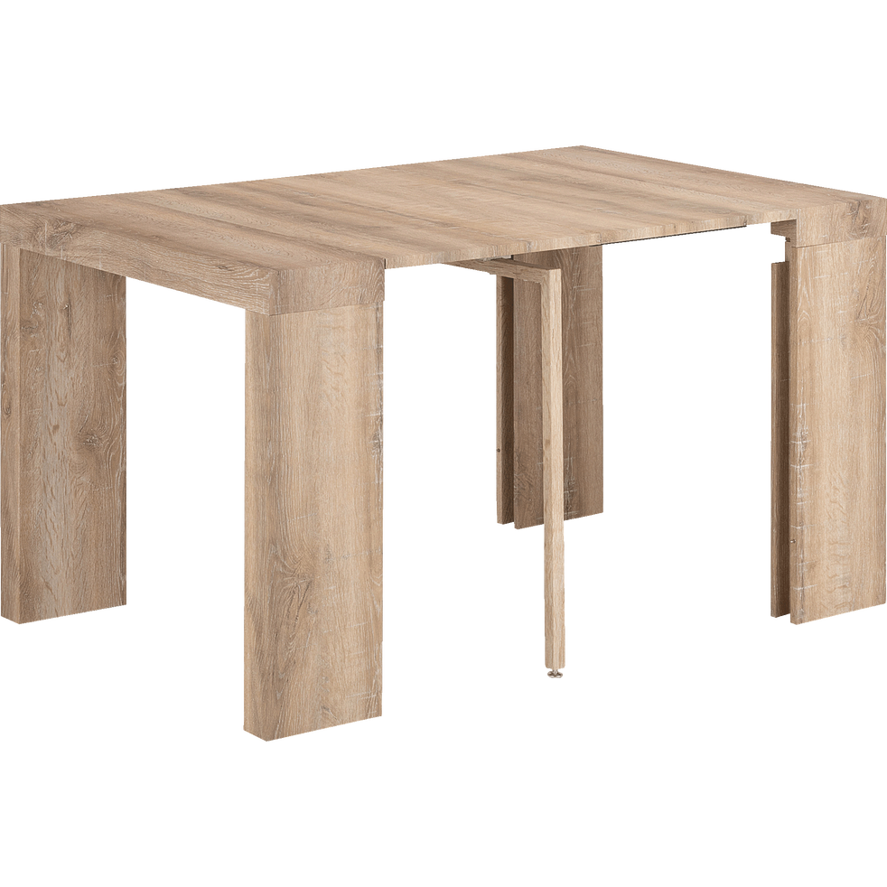 Table Console Extensible Alinea.Table Console Extensible 1 A 8 Places Alinea Appart