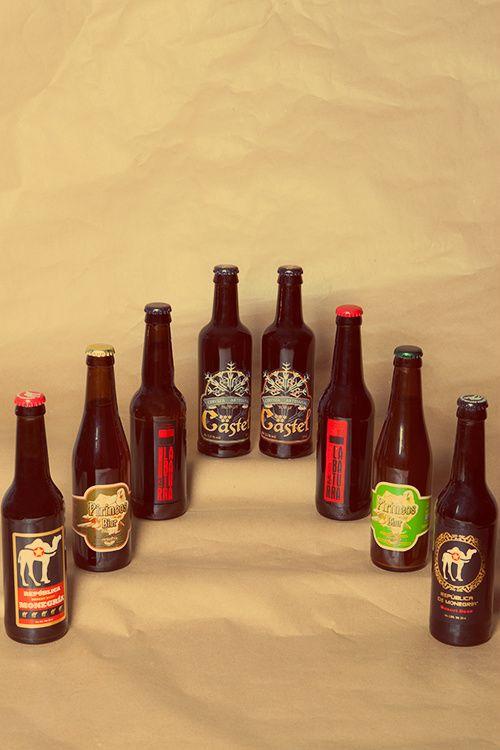 """Pack de 8 cervezas """"made in Aragón"""" vía cerveceo.com"""