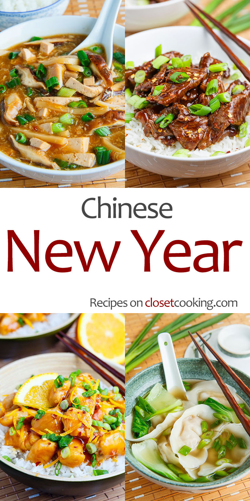 Recipes for the Chinese New Year in 2020 Best chinese