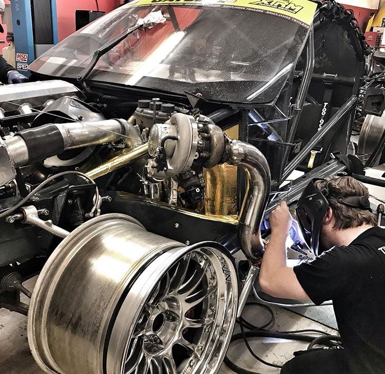 Samsonas Sequential Gearbox Transmission In 1500hp C6 Corvette By Team Insane Racing Corvette Transmission Sequential