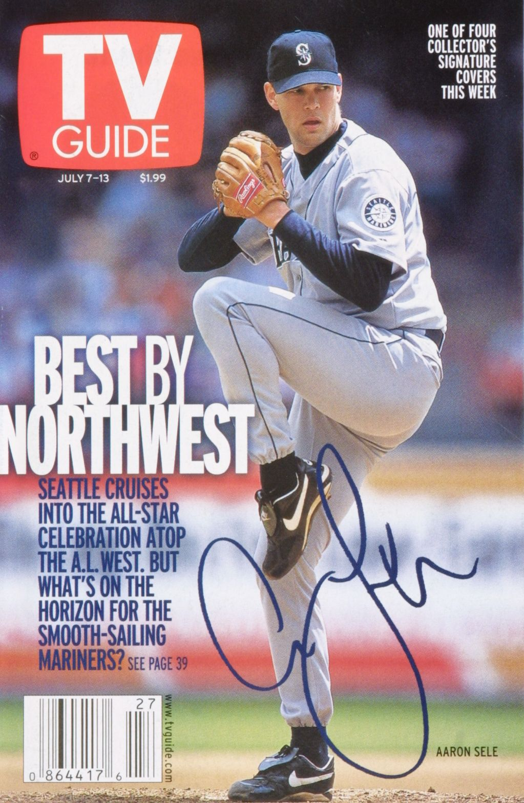 Pin By Seattle Mariners On Seattle Pilots Mariners Baseball Tv Guide Mariners Seattle Sports