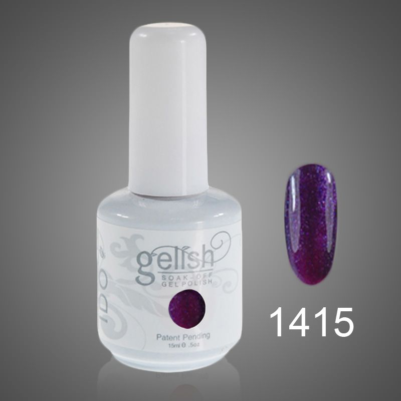 Gelish Soak-Off Uv Gel Nail Polish Color--1415 | Books Worth Reading ...