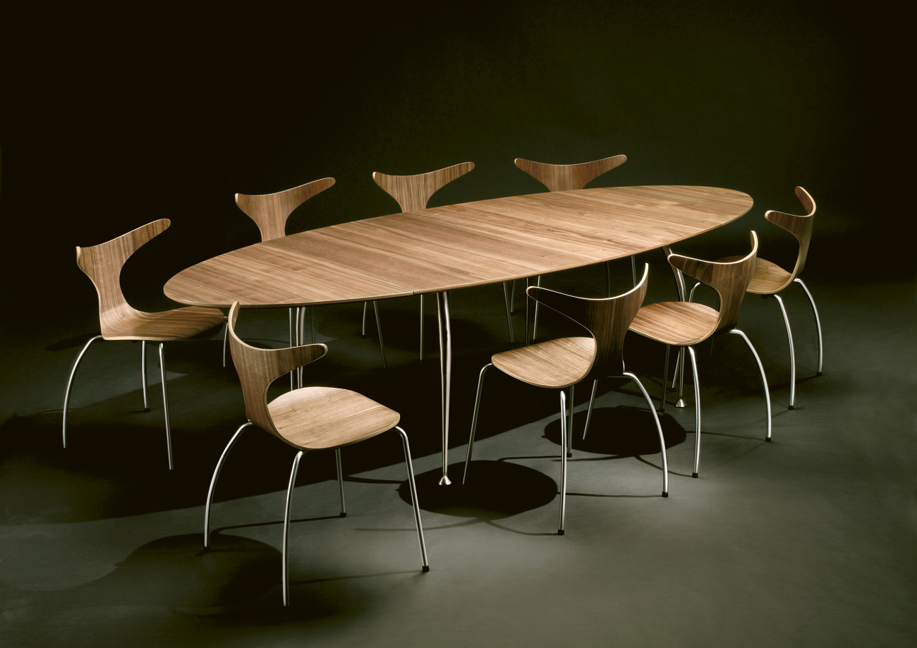 Awesome Unusual Dining Table Metal And Wood Dining Table Google Search Tables  Pinterest Oval Dining Tables Dining ... Photo