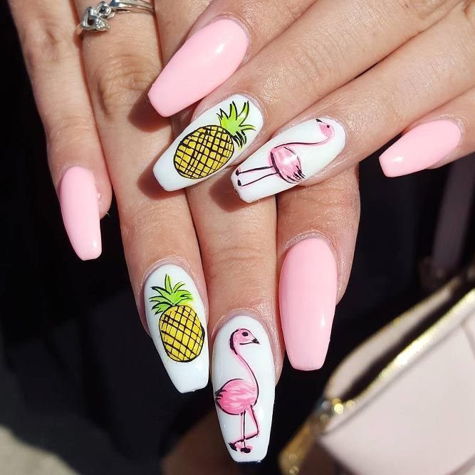 25 Fun Summer Nail Designs You Can't Afford To Miss