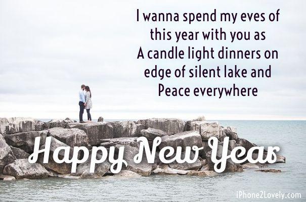 Happy New Year To Fiance   Happy New Year My Love 2018   Pinterest