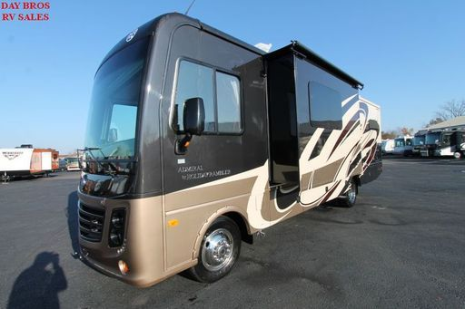 Check Out This 2016 Holiday Rambler Admiral 32h Listing In