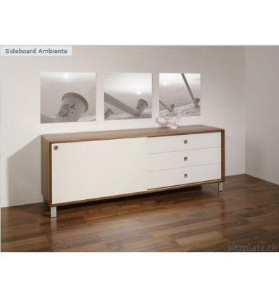 Wohnen - Sideboard Ambiente - Möbel Ryter - Möbel auf Mass Bern / Thun