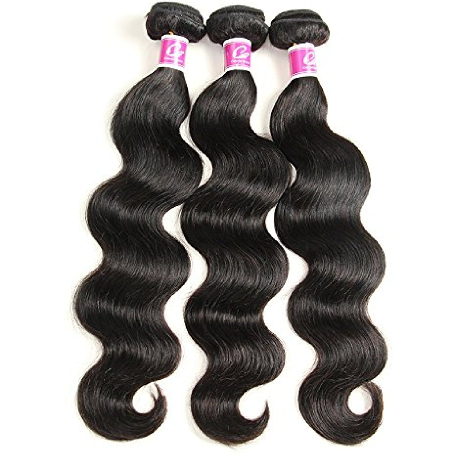 Colorful Queen Brazilian Virgin Hair Body Wave Remy Human Hair