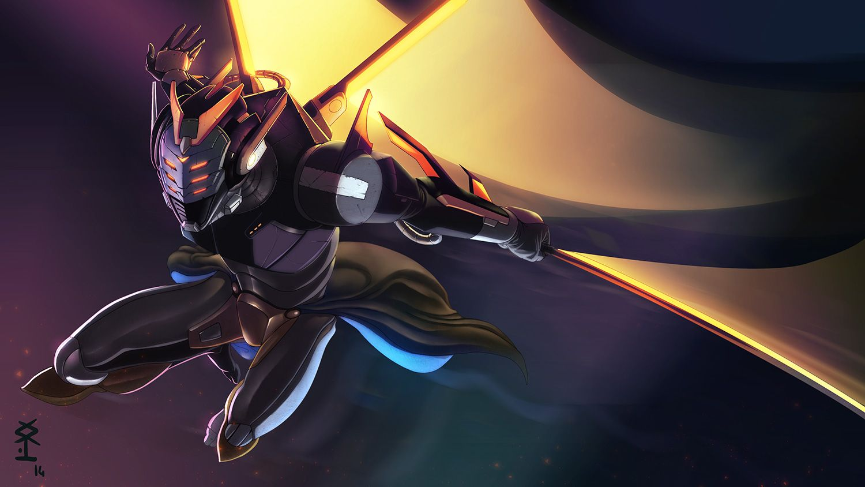 Master Yi League Of Legends Cyborg Fan Art