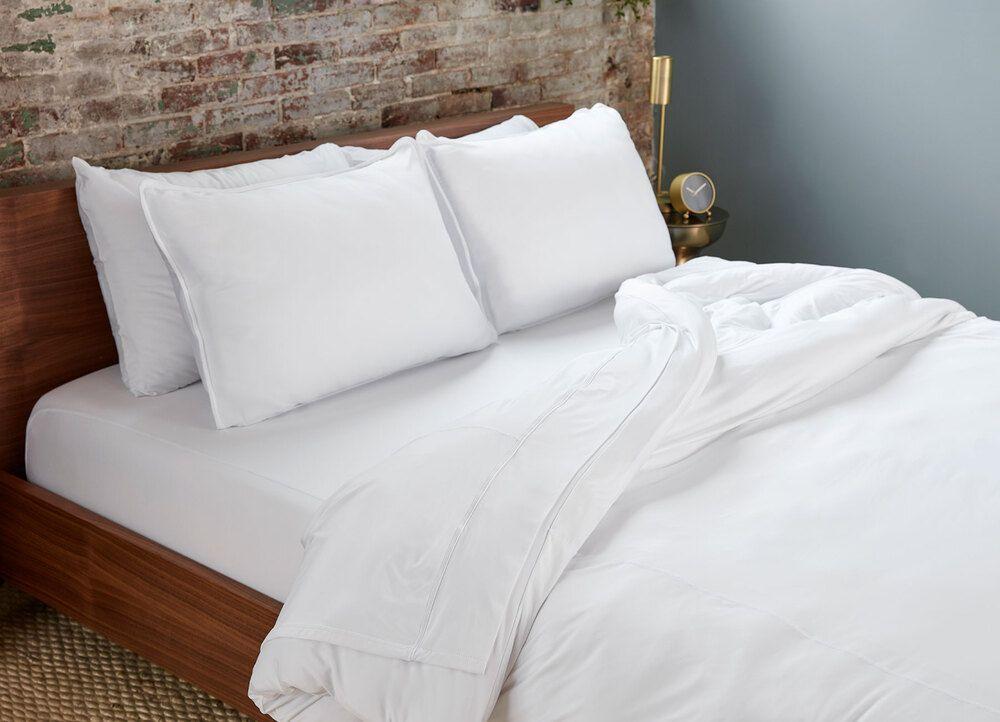 Performance Bed Sheets Sleepwear Sheex Best Sheets Flat