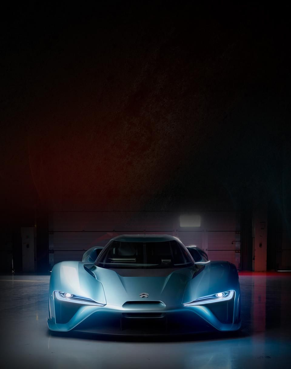Nio Ep9 Chinese Electric Car Electric Cars Super Cars Luxury Cars