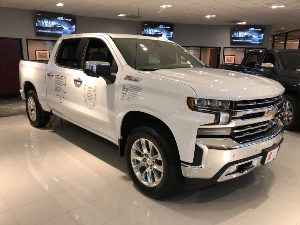 Learn more about the 2019 Silverado at Karl Chevrolet