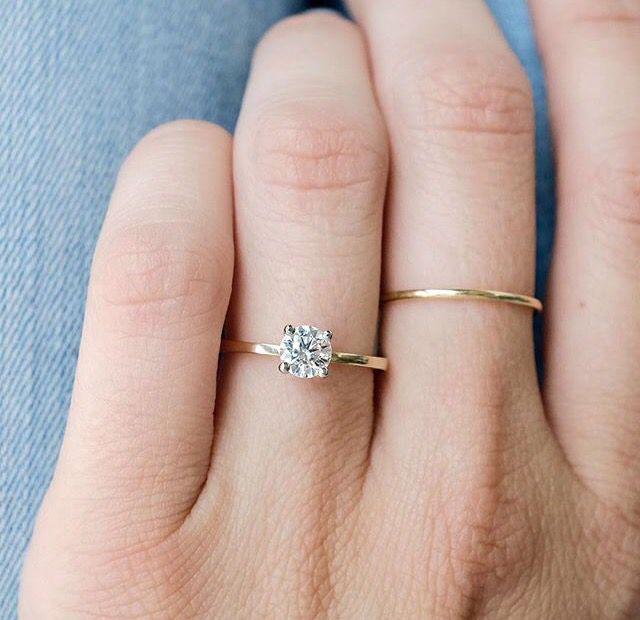Carat Diamond Ring Weddingbee