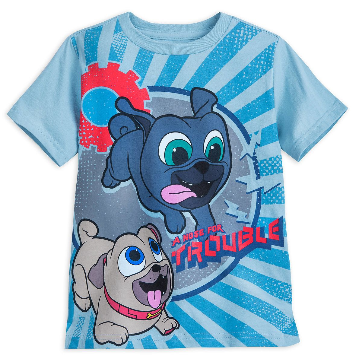Bingo And Rolly T Shirt For Boys Puppy Dog Pals Dog Clothes