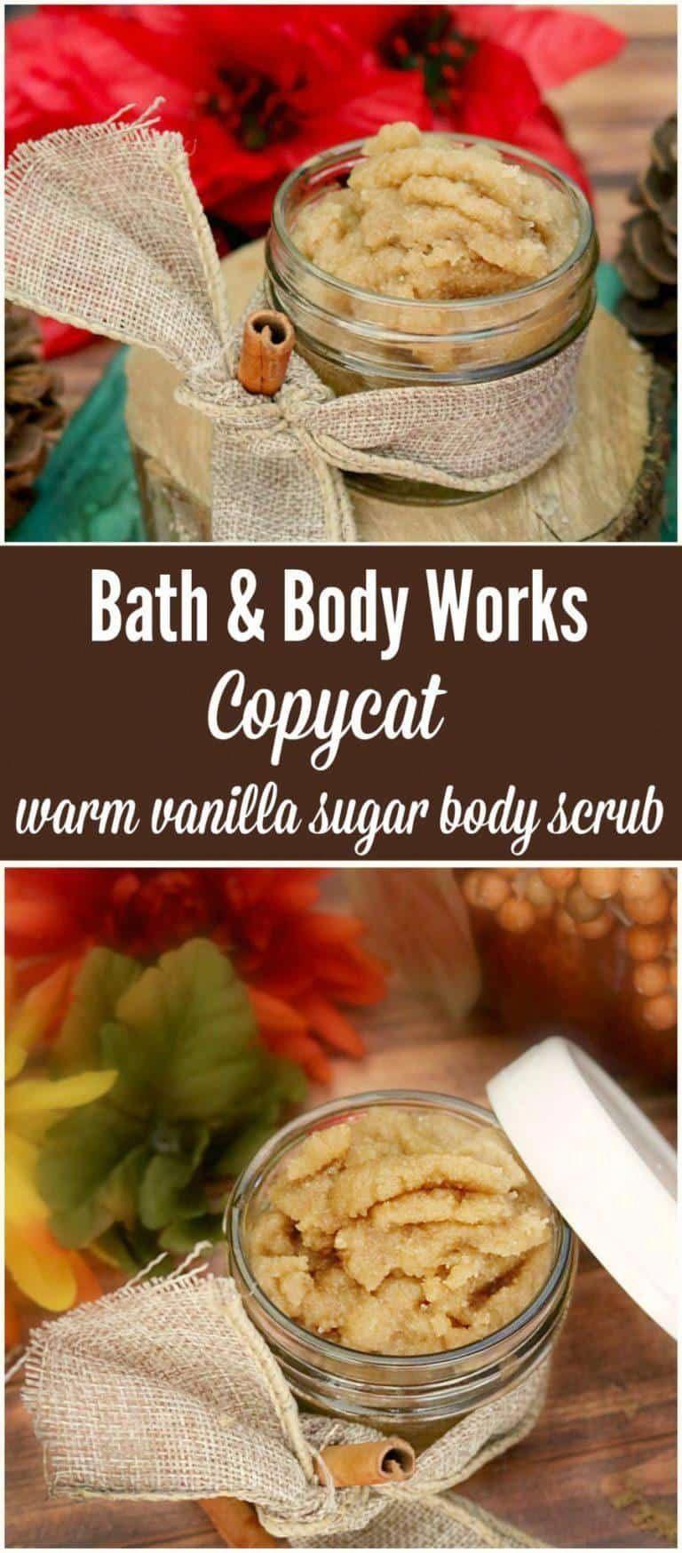 Photo of DIY Copycat Warmes Vanillezucker-Körperpeeling – einfach und kostengünstig! #HowToGetRidOfUnw …